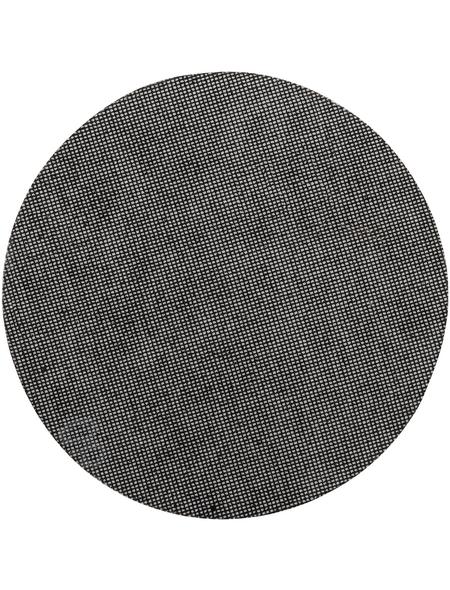 KWB Schleifgitter, Grau, Körnung 225, 80 mm Durchmesser