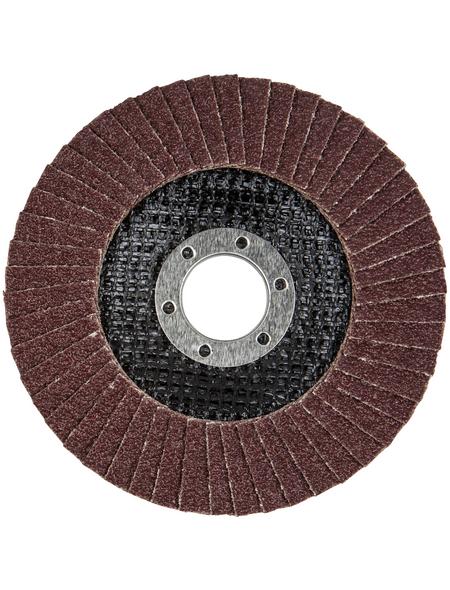WOLFCRAFT Schleifmopteller K40 Ø 115 mm