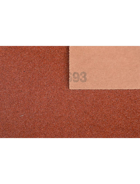 CONNEX Schleifpapier, Körnung: K150, braun