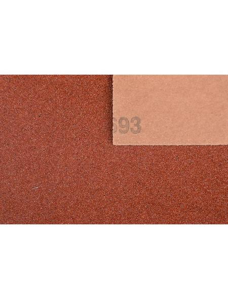 CONNEX Schleifpapier, Körnung: K50, braun