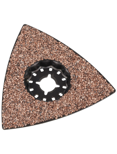 WOLFCRAFT Schleifplatte Expert 80 mm