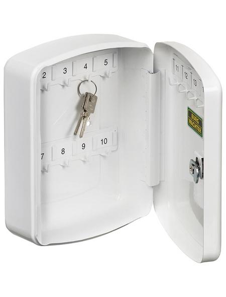 BURG WÄCHTER Schlüsselbox »KB 15«, mit Zylinderschloss, 15,7 x 20,2 x 7,5 cm