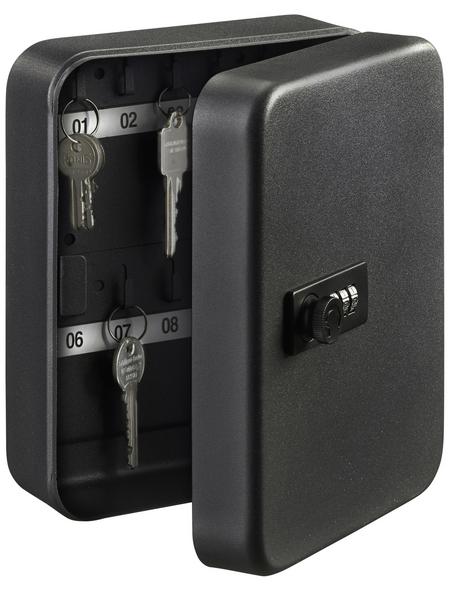 BURG WÄCHTER Schlüsselbox »KC 36 C«, mit Zahlenschloss, 24 x 30 x 6 cm