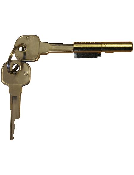 ALPERTEC Schlüssellochsperrer, Messing