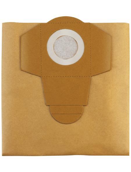 KRAFTRONIC Schmutzfangsack »KT-NT«, aus Papier, 5 Stück , für KRAFTRONIC Nass- und Trockensauger KT-NT