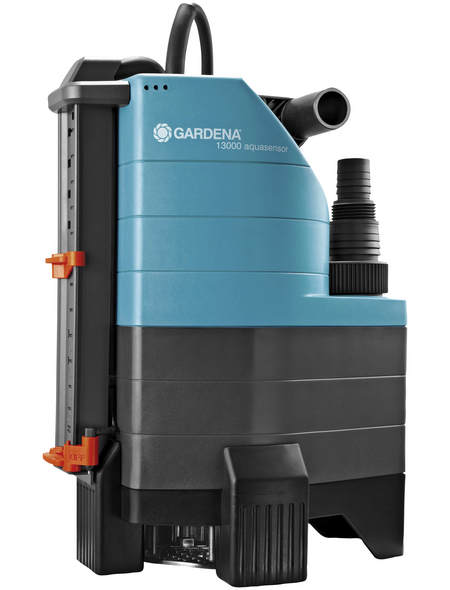 GARDENA Schmutzwasser-Tauchpumpe »Aquasensor«