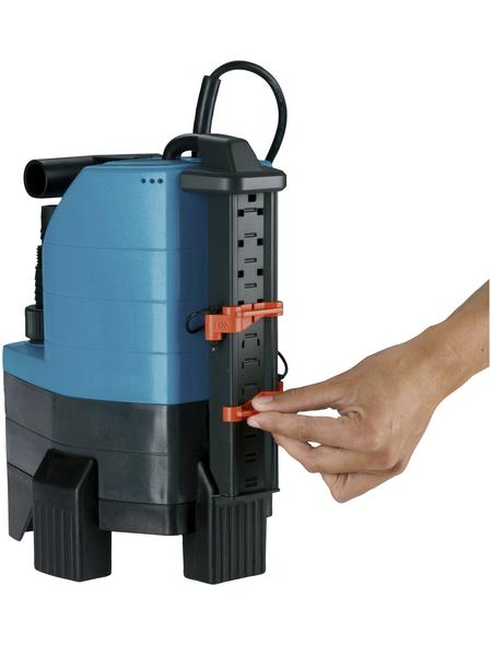 GARDENA Schmutzwasser-Tauchpumpe »Aquasensor«, 680 W, Fördermenge: 13000 l/h
