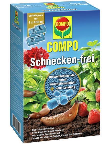 COMPO Schnecken-frei Vorteilspack 4 x 225 g