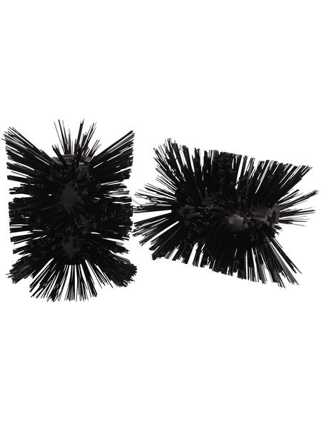 TEXAS Schneebürste, schwarz, 8 kg