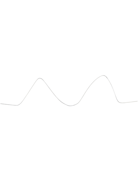 PROXXON Schneidedraht, THERMOCUT 12 E, Silber, für Thermocut 12/E, 10 Stück