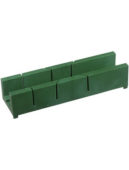 CONNEX Schneidladen Kunststoff 240 x 40 x 35 mm