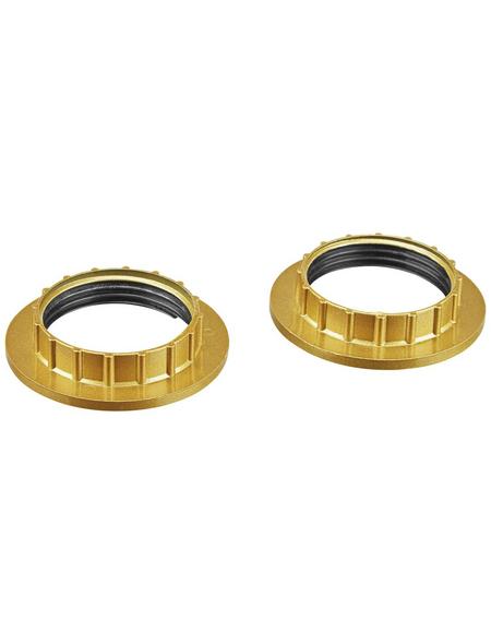 various Schraubring, E27, Gold