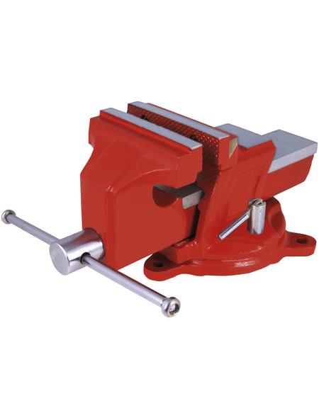 CONNEX Schraubstock, Spannweite: 100 mm, Backenbreite: 10 cm