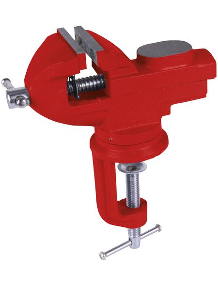 CONNEX Schraubstock, Spannweite: 60 mm, Backenbreite: 60 cm