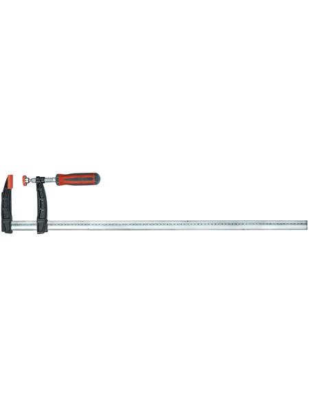 CONNEX Schraubzwinge, Spannweite: 120 - 800 mm, Temperguss