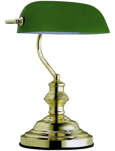 GLOBO LIGHTING Schreibtischlampe, H: 36 cm, E27 , inkl. Leuchtmittel in