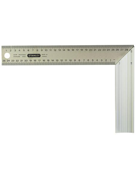 STANLEY Schreinerwinkel, 1-45-686, Stahl | Aluminium, 300 x 200 mm