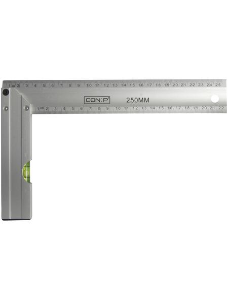 CONNEX Schreinerwinkel, Aluminium, 250 x 164 mm