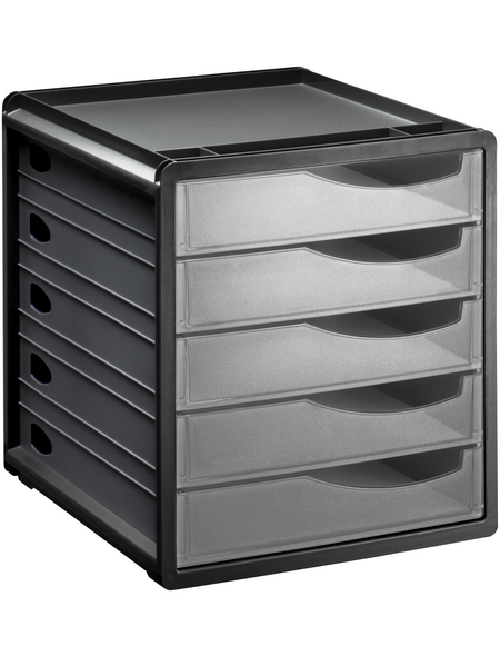 Rotho Schubladenbox, BxHxL: 28,5 x 32 x 33,5 cm, Kunststoff