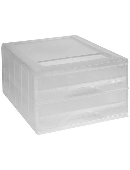 KEEEPER Schubladenbox, Kunststoff