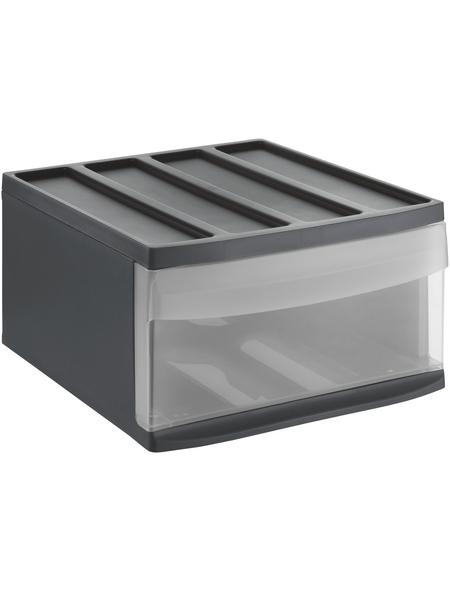 Rotho Schubladenbox »SYSTEMIX«, BxHxL: 34 x 20,3 x 39,5 cm, Kunststoff