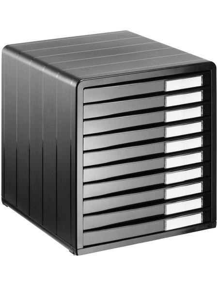 Rotho Schubladenbox »TIMELESS«, BxHxL: 29 x 32 x 34,5 cm, Kunststoff
