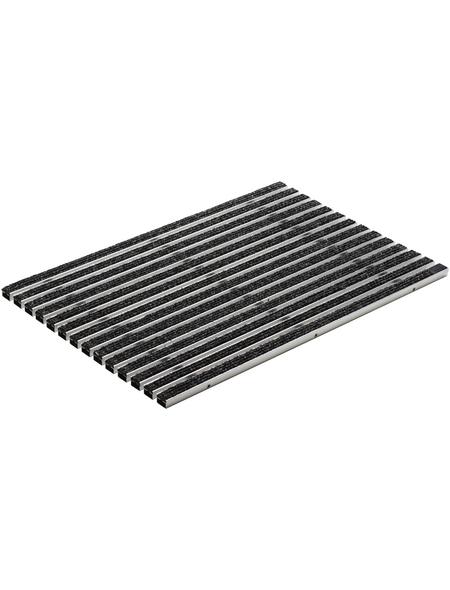 ACO Schuhabstreifermatte »Vario«, BxL: 40 x 60 cm, Stahl