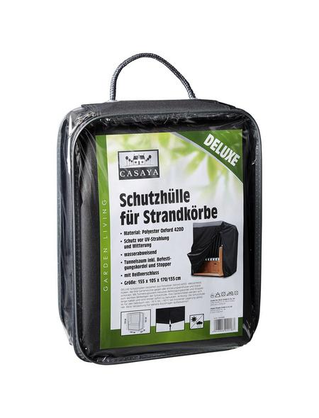CASAYA Schutzhülle »Deluxe«, 155x170/135x105 cm