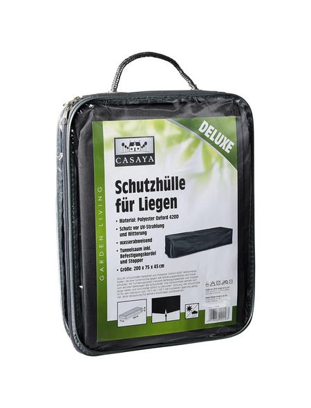 CASAYA Schutzhülle »Deluxe«, 200x75 x 45 cm