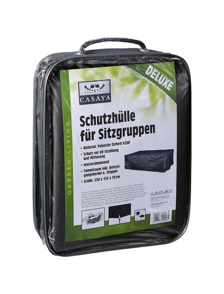 CASAYA Schutzhülle »Deluxe«, 230x135 x 70 cm