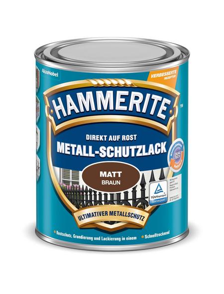 HAMMERITE Schutzlack, matt