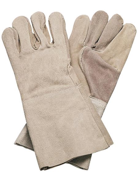 EINHELL Schweißhandschuhe, Größe: 10, beige