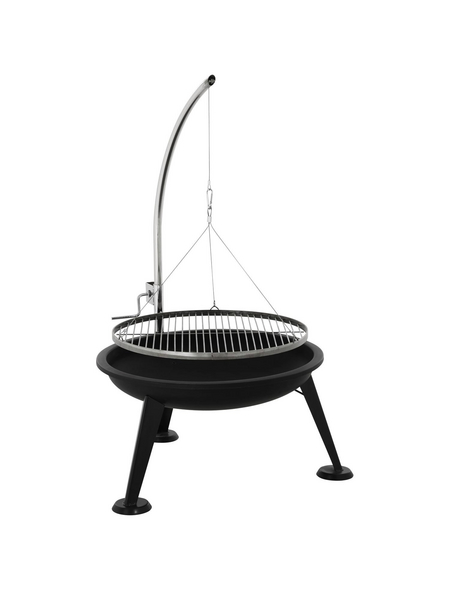 ACTIVA Schwenkgrill »Merlin«, Grillfläche 54,5 cm