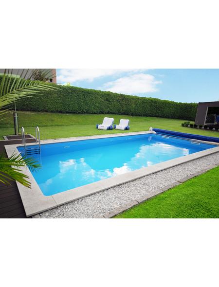 KWAD Schwimmbecken »Kwad Pool «,  rechteckig, B x L x H: 300 x 600 x 150 cm