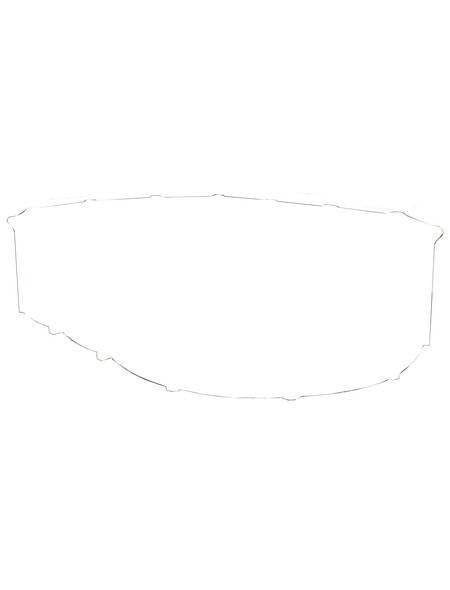 Schwimmbecken »OFB SdL «,  oval, B x L x H: 470 x 920 x 130 cm