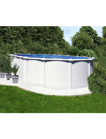 Schwimmbecken »OFB SdL«, oval, BxLxH: 370 x 730 x 1301300 cm