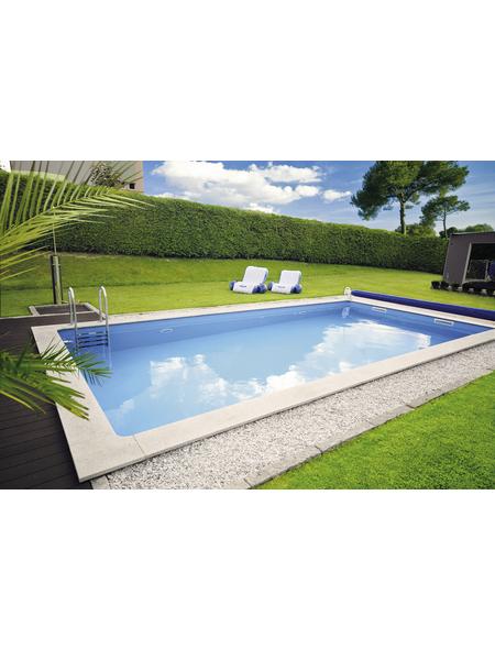 KWAD Schwimmbecken »RE-Becken «,  rechteckig, B x L x H: 300 x 600 x 150 cm