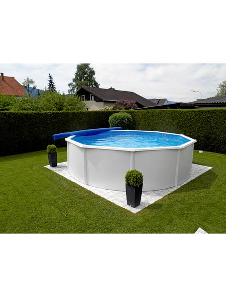 Schwimmbecken »Steely de Luxe «,  rund