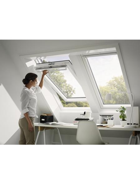 VELUX Schwing-Dachfenster »SK06«, Verbundsicherheitsglas (VSG), innen weiß, Kunststoff   Holz