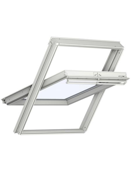 VELUX Schwing-Dachfenster »«, Verbundsicherheitsglas (VSG), innen weiß, Kunststoff   Holzkern