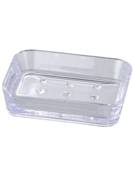 WENKO Seifenablage »Candy«, Polystyrol (EPS), transparent