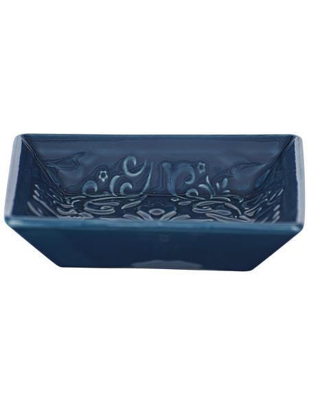 WENKO Seifenablage »Cordoba«, Keramik, dunkelblau