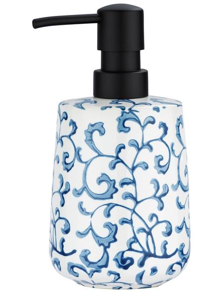 WENKO Seifenablage »Mirabello«, Keramik, blau
