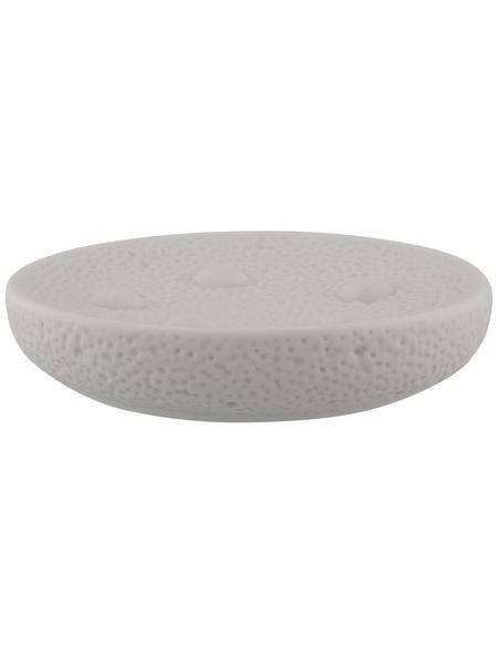 KLEINE WOLKE Seifenablage »MOON«, Keramik
