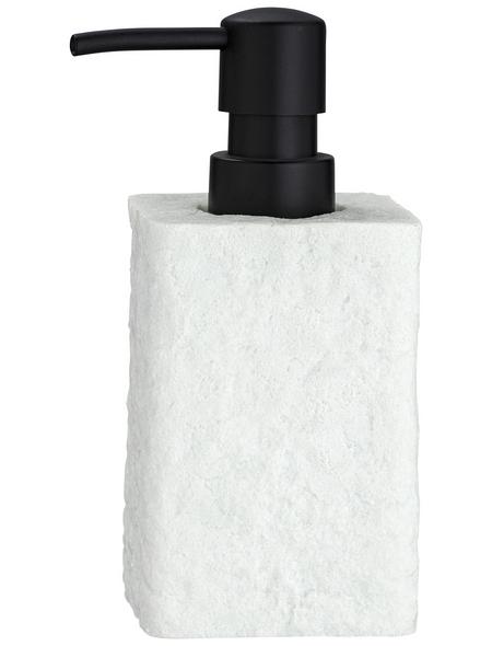 WENKO Seifenablage »Villata«, Polyresin, weiß
