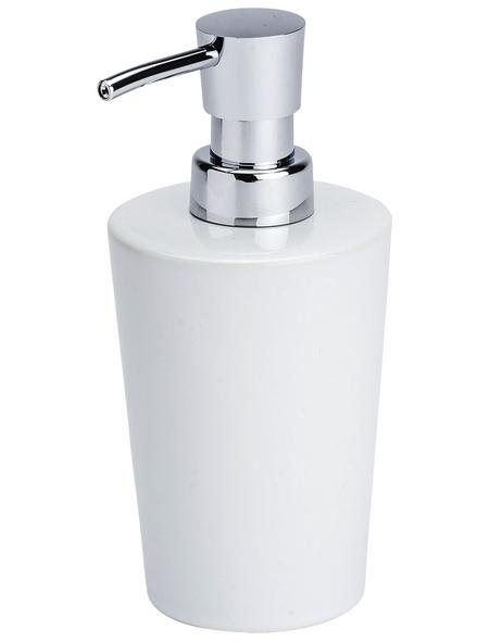 WENKO Seifenspender »Coni«, Keramik, weiß