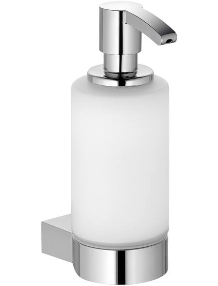 KEUCO Seifenspender Kunststoff | Metall | Glas