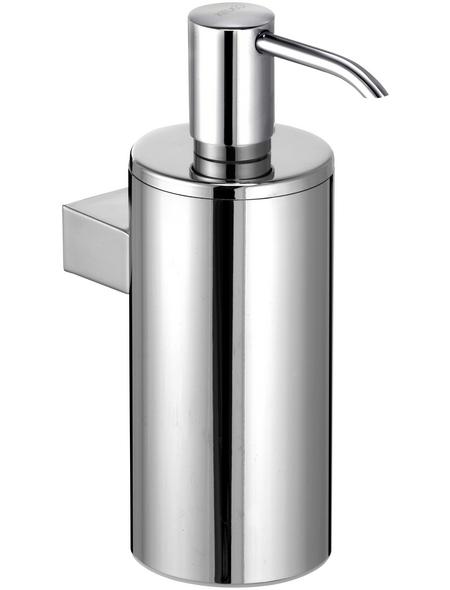 KEUCO Seifenspender, Metall/Kunststoff, glänzend, chromfarben