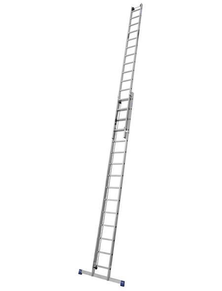 KRAUSE Seilzugleiter »STABILO«, Anzahl Sprossen: 30, Aluminium