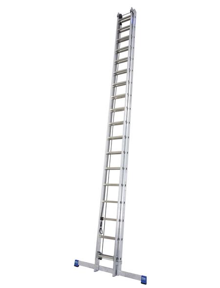 KRAUSE Seilzugleiter »STABILO«, Anzahl Sprossen: 36, Aluminium